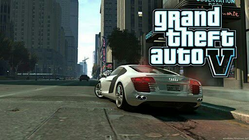GTA 5 apk Android screenshot 1/2